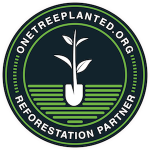 onetreeplanted.org reforestation partner logo