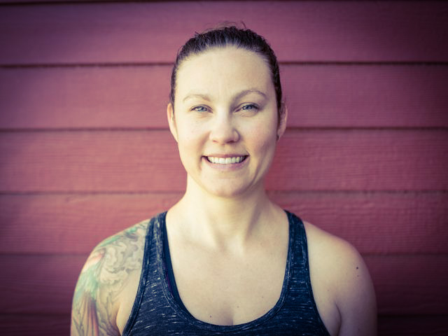 headshot of Origin Fitness, founder, Nicole Adams