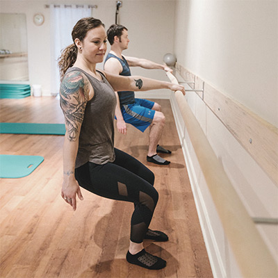 Inside Origin House of Fitness Pilates Barre Yoga Studio Fort Collins Colorado Nicole Adams