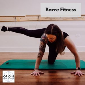 Barre Fitness #2 video thumbnail Nicole Adams Origin House of Fitness