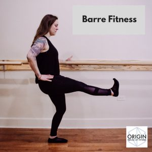 Barre Fitness video thumbnail Nicole Adams Origin House of Fitness