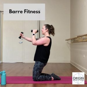 Nicole Adams Barre Fitness Video #3 thumbnail