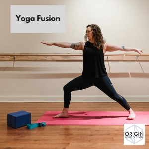 origin house of fitness Yoga Fusion image