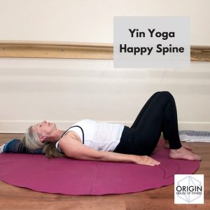 Origin HOF 45min Yin Yoga Class by Debi Kennison