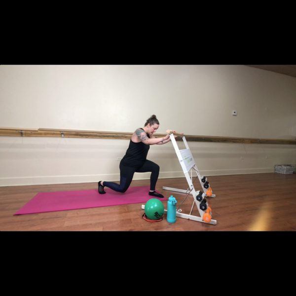Origin HOF Barre Fitness Video Pic