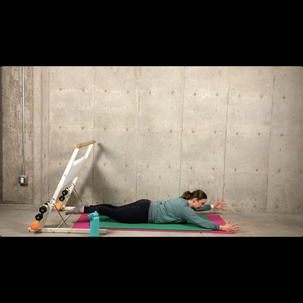 3rd Origin Barre Fitness #7 Video Screenshot