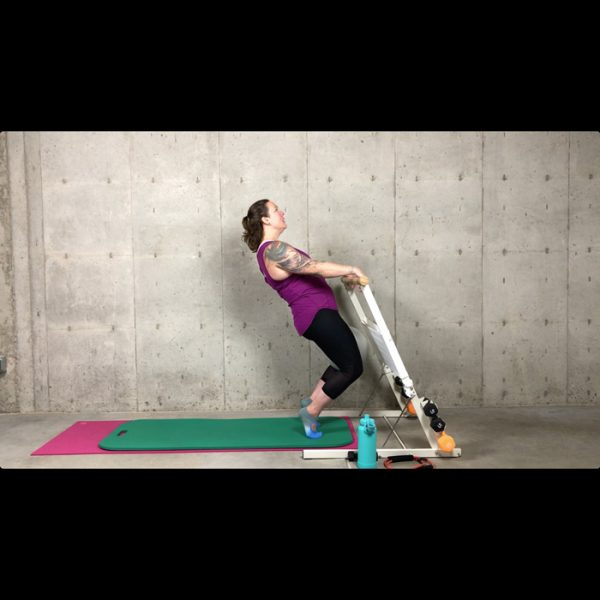 Barre Fitness #20 with Nicole Origin House of Fitness