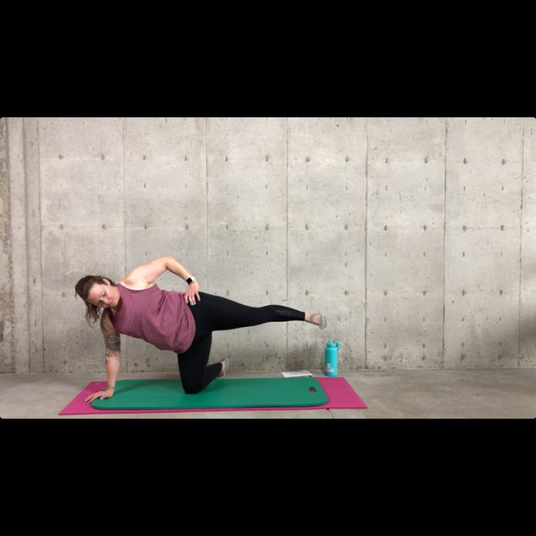 Mat Pilates #2 with Nicole Origin House of Fitness