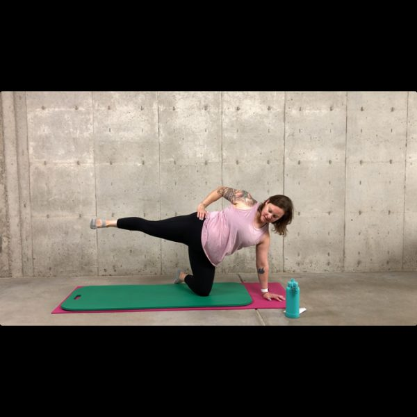 Mat Pilates #3 with Nicole Origin House of Fitness