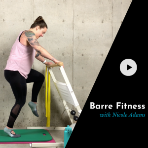 barre class product video picture