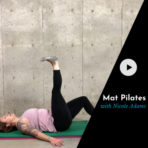 mat pilates class product picture